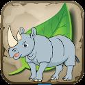 Preschool Wild Animals FREE icon