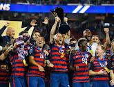 Target van Antwerp speelt de finale van de Gold Cup