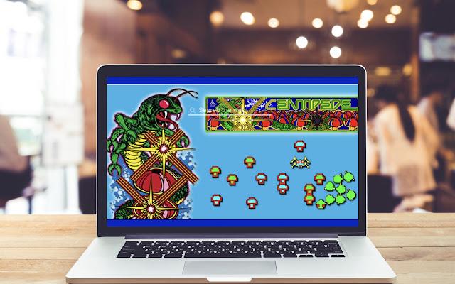 Centipede HD Wallpapers Game Theme