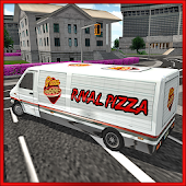 Truck Delivery: Pizza 2017