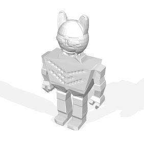 Cat robot