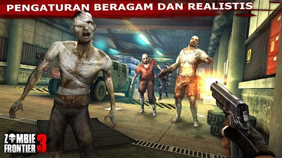 Zombie Frontier 3- gambar mini tangkapan layar