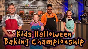 Kids Halloween Baking Championship thumbnail