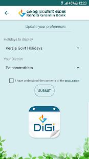 DiGi KGB Malayalam Calendar - náhled