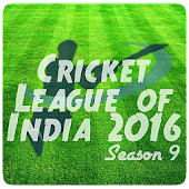 Cricket League of India 2016