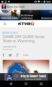 Boise State Bronco Roundup screenshot 1