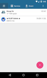 KLOP - náhled