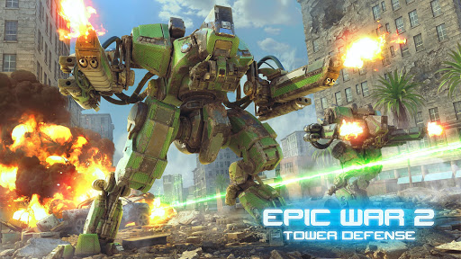 Epic War TD 2 for PC