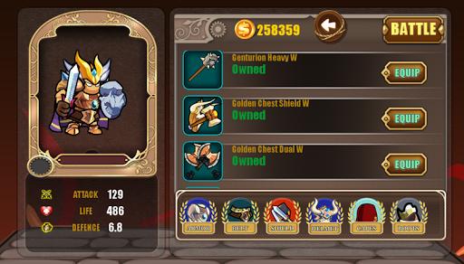 Infinite Upgrade Arena  screenshots 5