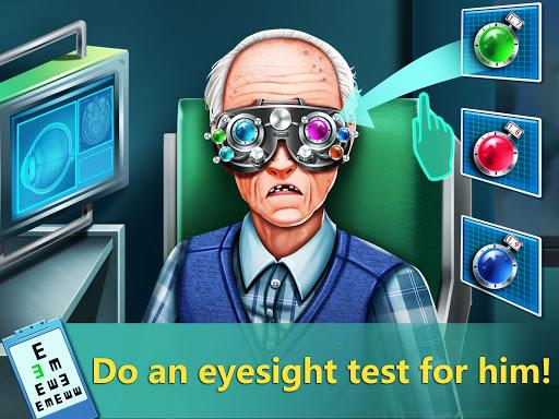 ER Hospital 4 - Zombie Eyes Doctor Surgery Game 1.1 Mod screenshots 4