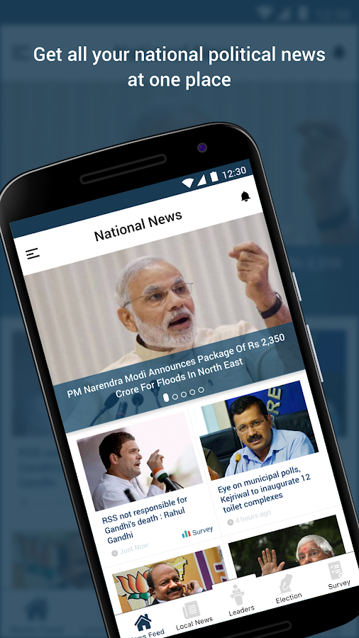 Molitics- screenshot