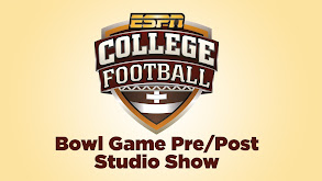 College Football Bowl Game Pre/Post Studio Show thumbnail