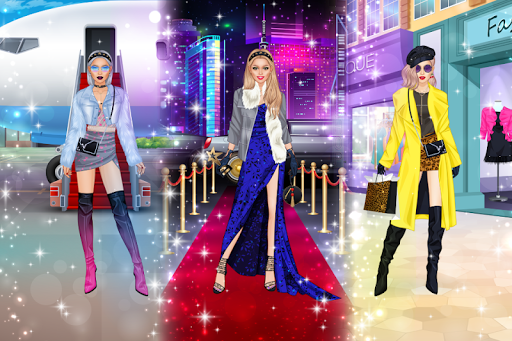 Supermodel Makeover - Glam Dress Up and Make Up modavailable screenshots 1