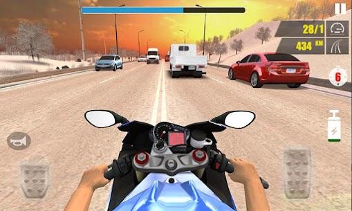Traffic Rider 3D 4