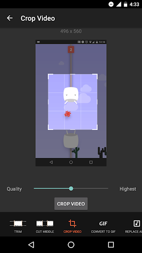 AZ Screen Recorder - No Root 4.9.5 screenshots 6