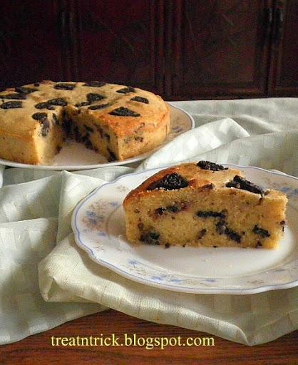 OREO BUTTER CAKE