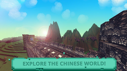 Red Dragon World Craft: China - screenshot