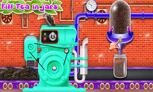 naptár 200 Tea Maker Factory Simulator: Cook Tasty Hot Drink – Alkalmazások a  naptár 200