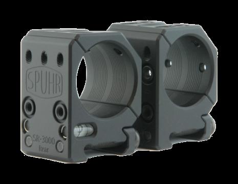 Spuhr SR-3000 30mm Höjd 25,4mm