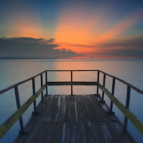 the morning light by Kus Wantoro - Landscapes Sunsets & Sunrises