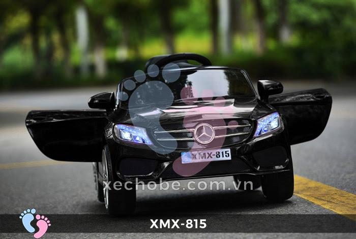 Xe hơi điện trẻ em XMX-815 đen