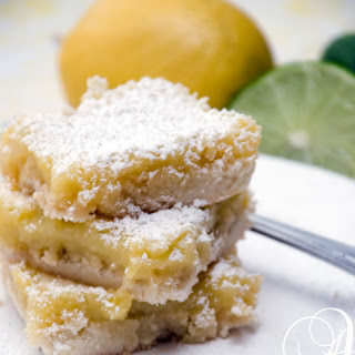 Lemon Lime Bars.