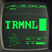 Terminal Green - CRT Theme (Pro Version)  Icon