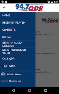 94.7 QDR- screenshot thumbnail