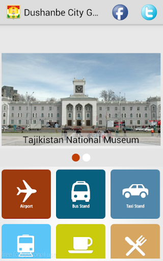 Dushanbe City Guide