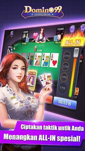 Domino QiuQiu u00b7 99 : Pulsa : Free 2.0.1.0 screenshots 2