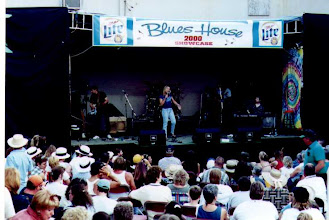 Photo: Blues House Showcase 2000