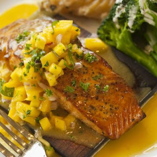 Applebee's Copycat Cedar Salmon