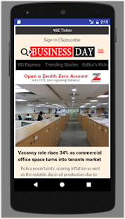 BusinessDay NG- screenshot thumbnail