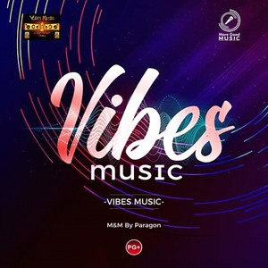 Cover Art for song vibes music