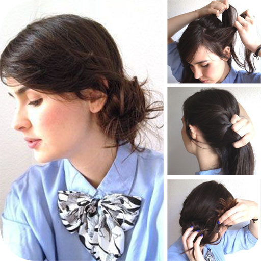Girls Hairstyle Steps Apps On Google Play