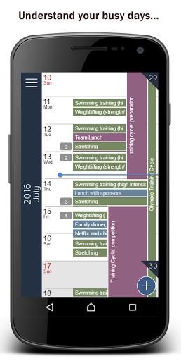 calendario android