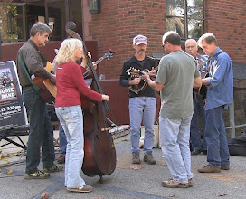 Photo: Open Jam Paul Lundgren, Lynn Lipton, Dave Angell, Tom Cassano, Larry Mandon, Jack DiCroce