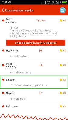 Emotion Test - Psychology Test - screenshot