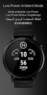Watch Face Clockster Screenshot 4