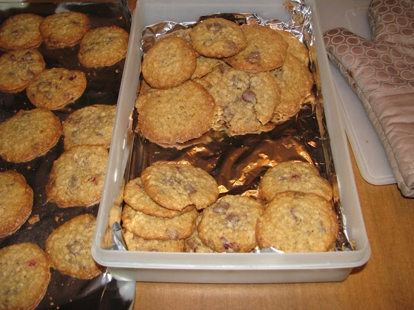Mum's Tendercrips Cookies Recipe