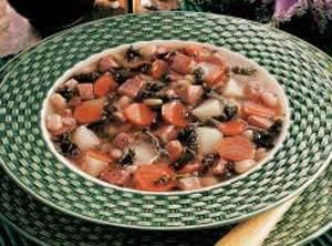 Provencal Bean Soup Recipe
