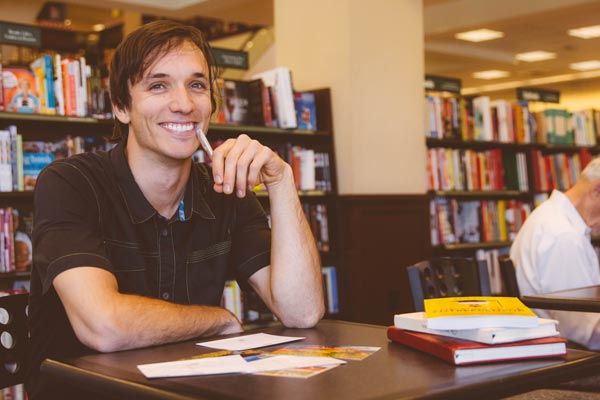 Kyle Gray, Author of The College Entrepreneur