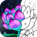 Paint By Number - Coloring Book & Color by Number icon