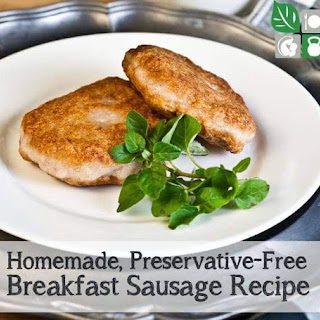 Homemade Breakfast Sausage Recipe.