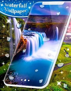 Waterfall Live Wallpaper 💧 Water 4K Wallpapers 4