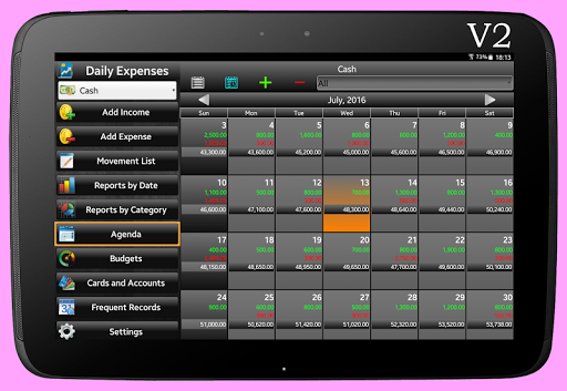 Daily Expenses License screenshots 12