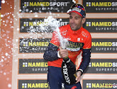 """Vincenzo Nibali savoure: """"Un grand moment"""""""