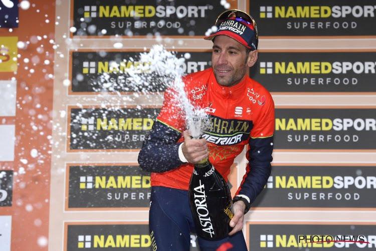 Vincenzo Nibali heeft specifieke doelen voor Ronde van Vlaanderen en Luik-Bastenaken-Luik en laat zich uit over winnen van de 5 monumenten