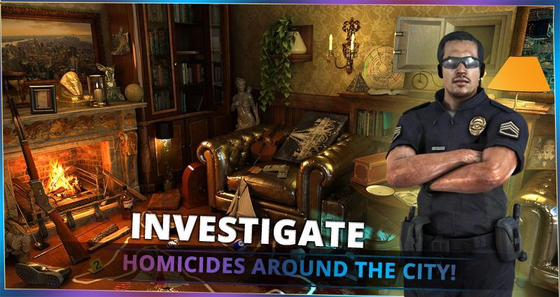 Detective Story v1.0.4f1 + Mod