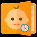 🍼Baby Daybook - Breastfeeding & Baby Care Tracker icon